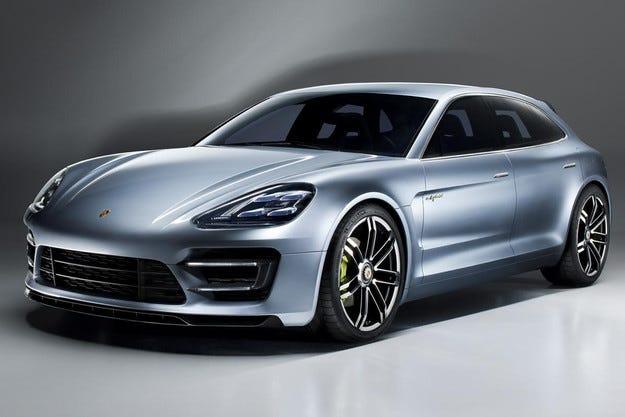 Porsche ще направи от Pajun конкурент на Tesla Model S