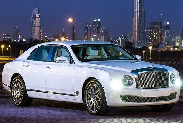 Bentley представи луксозния седан Mulsanne Majestic