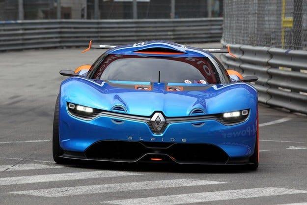 Renault ще прави годишно 3000 автомобила Alpine