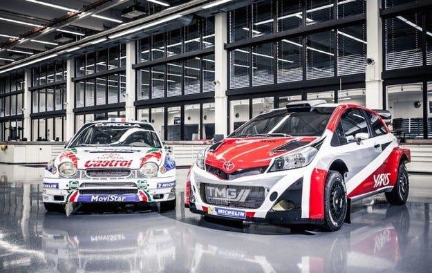 Официално: Toyota отново ще има заводски тим във WRC