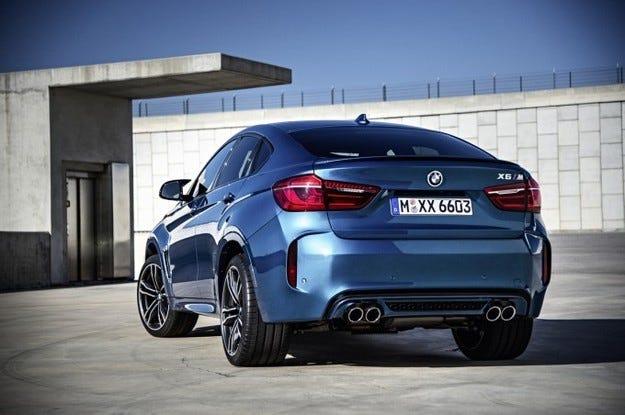 Най-крадени автомобили: BMW X6 детронира Smart
