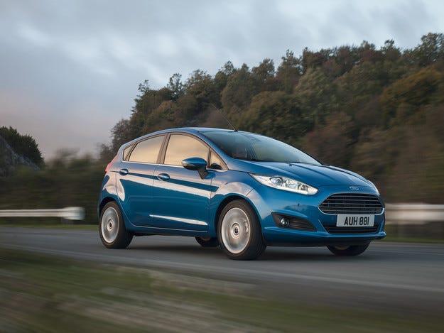 Ford Fiesta е No.1 в Европа за трета поредна година
