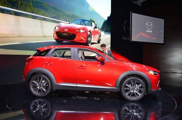 Японската компания Mazda се движи уверено напред