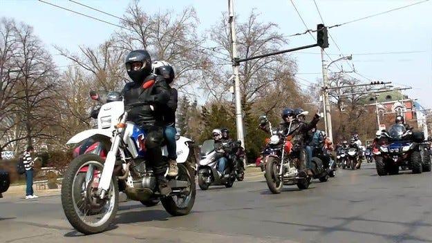 Ръст в продажбите на мотоциклети в България
