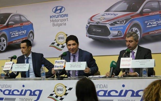 Hyundai Racing Trophy започва с шест кръга този сезон