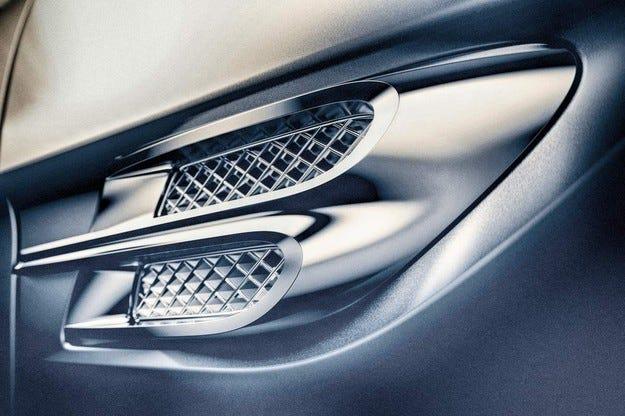 Bentley ще преработи кросоувъра Bentyaga в купе