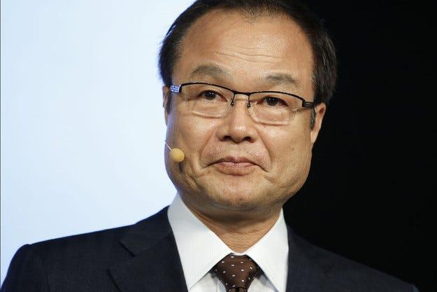 Изпълнителният директор на Honda Таканобу Ито се оттегля