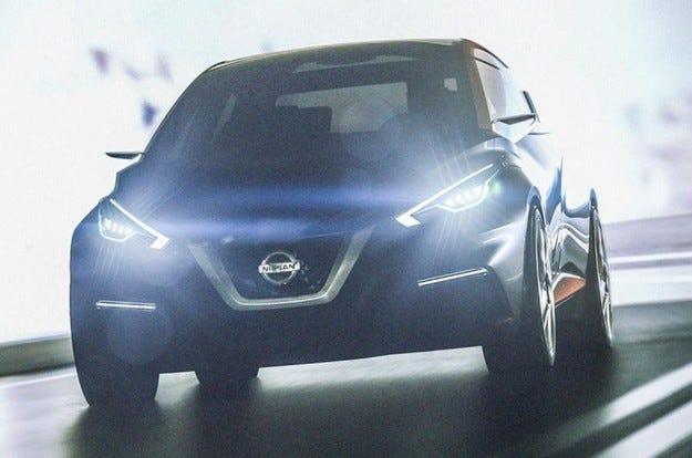 Представят бъдещия Nissan Micra като концепт Sway