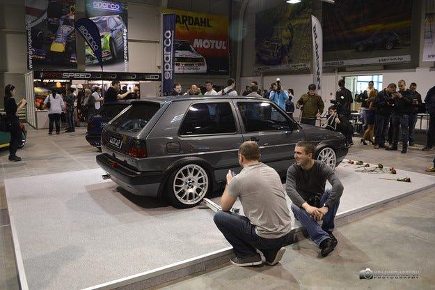 Volkswagen Club Fest ще се проведе на 28 и 29 март 2015