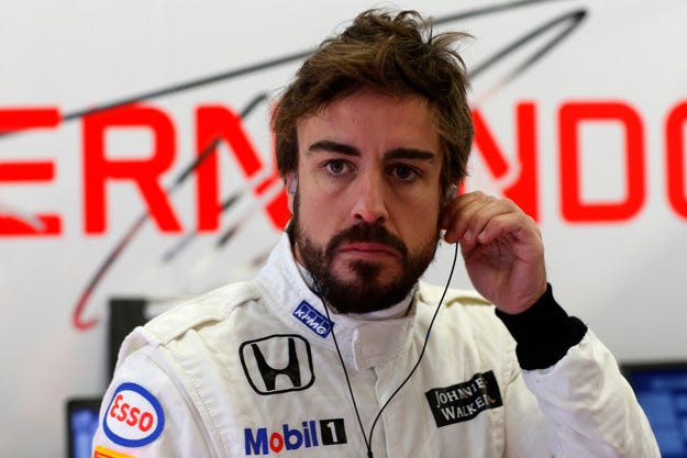 Алонсо пропуска Гран при на Австралия