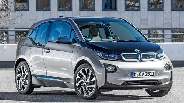 Apple преговоря с BMW: i3 може да стане Apple-Car