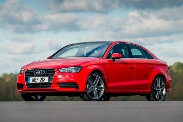През февруари Audi пак изпреварва Mercedes-Benz