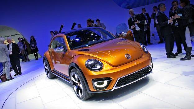 Хечбекът Volkswagen Beetle е на ръба от изчезване