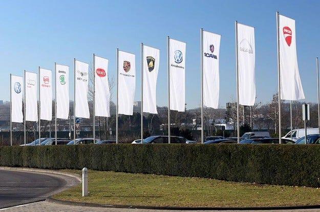 Volkswagen Group постигна рекордни продажби през 2014 г.