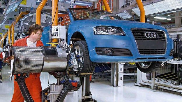 Бонуси за Audi: До 6540 евро за работниците на трудов договор