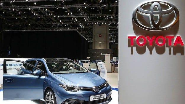 Toyota става активен участник в Олимпийското движение