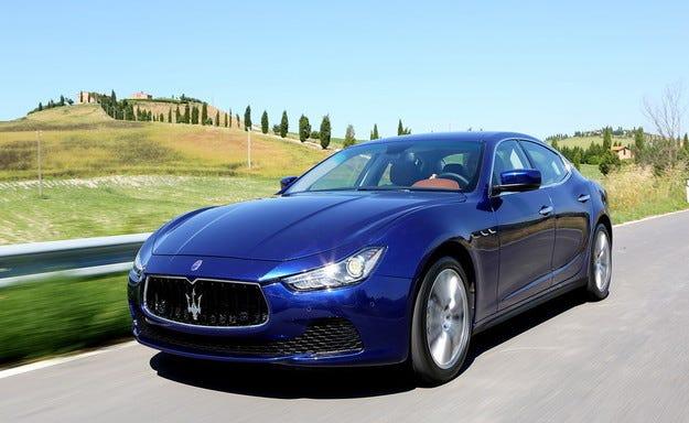 Maserati съкращава производството на  Ghibli и Quattroporte