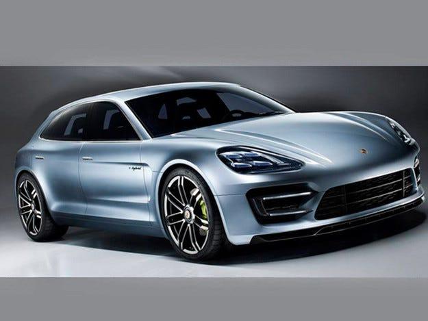 Porsche пуска нова Panamera през втората половина на 2016