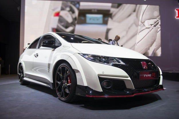 Honda може да продава британския хечбек Civic в САЩ