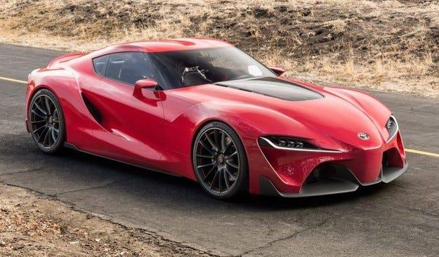 Toyota разработва наследник на Supra заедно с BMW