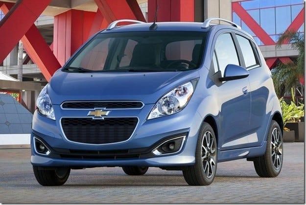 Chevrolet плаща 8 млн. евро за напускането на пазара в Европа