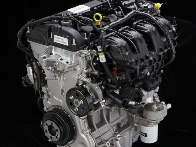 Ford произведe 5-милионния EcoBoost двигател
