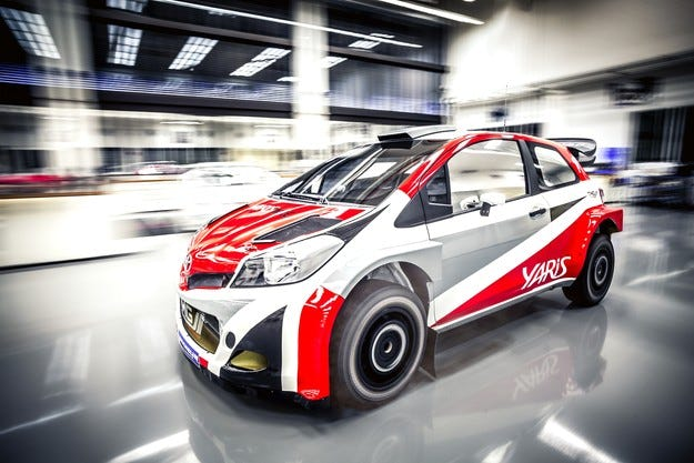 Toyota обмисля предсрочен дебют