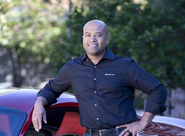 Ралф Жил е новият шеф дизайнер на Fiat Chrysler в САЩ