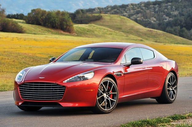Aston Martin разработва първия си сериен електромобил
