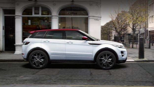 В гамата на Range Rover ще се появи междинен модел