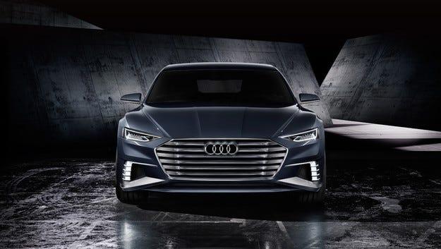 Новият седан Audi A8 ще получи двигател с 585 конски сили