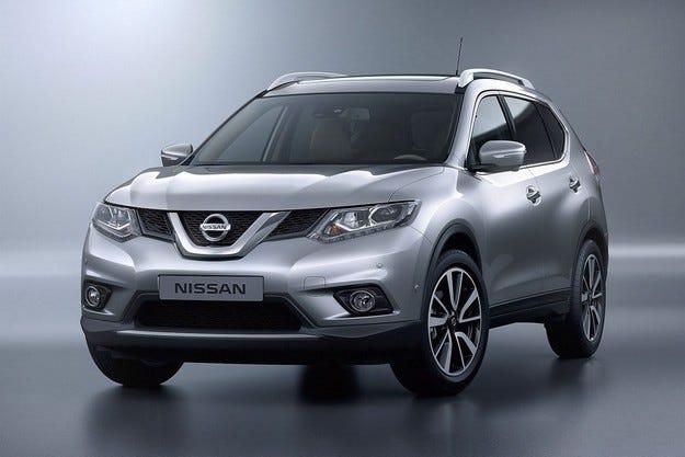 Кросоувърът Nissan X-Trail вече и с хибридно задвижване