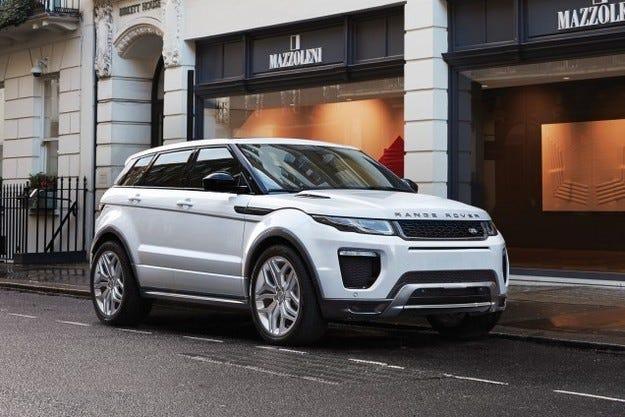 Новият Range Rover ще бъде върху базата на Jaguar F-Pace