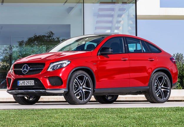Mercedes започва производството на GLE Coupe в Алабама