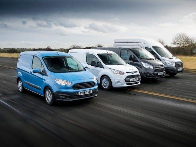 Ford затвърждава лидерската си позиция по продажби