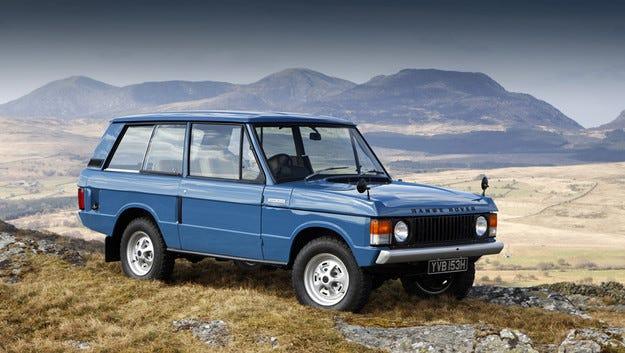 Отделението Land Rover Heritage ще се грижи за класиците