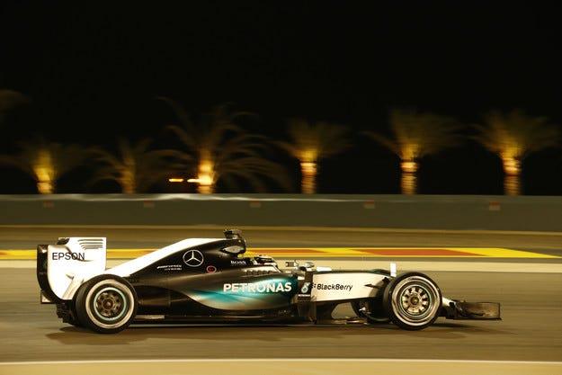 Гран при на Бахрейн: Отново Хамилтън!