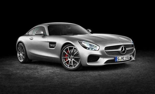 Mercedes измисли име за новия си спортен автомобил