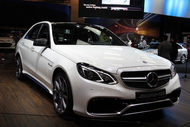 Глобиха Mercedes с 56 млн. долара за натиск върху цените