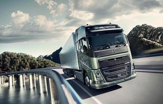 Volvo Trucks ще заведе най-големия си фен в Гьотеборг