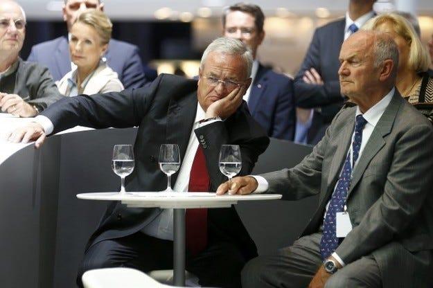 Шефът на Надзорния съвет на Volkswagen подаде оставка