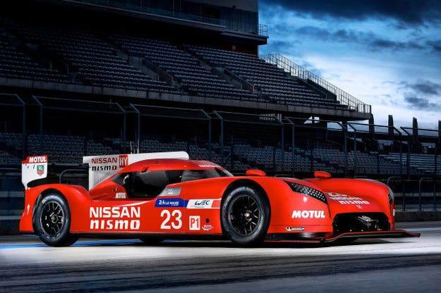 Новият Nissan GT-R ще получи двигател от GT-R LM Nismo