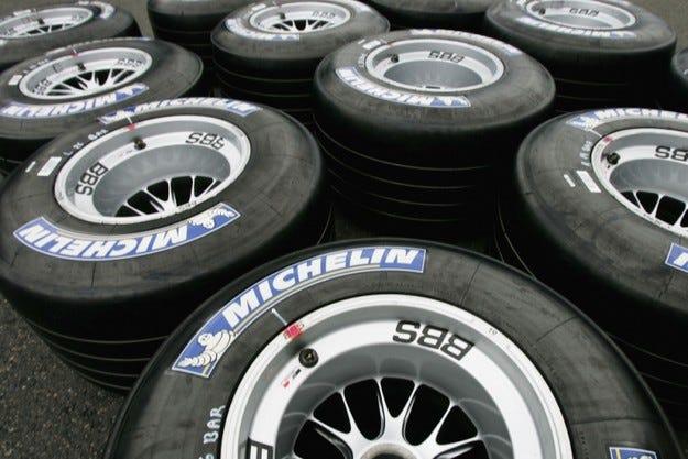 Michelin иска нов правилник във Формула 1