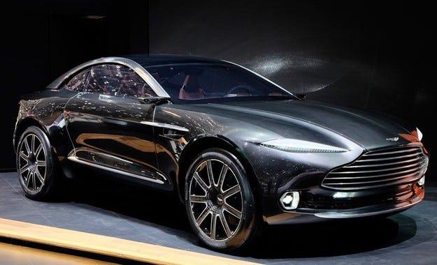 Aston Martin ще избере място в Алабама за нов завод