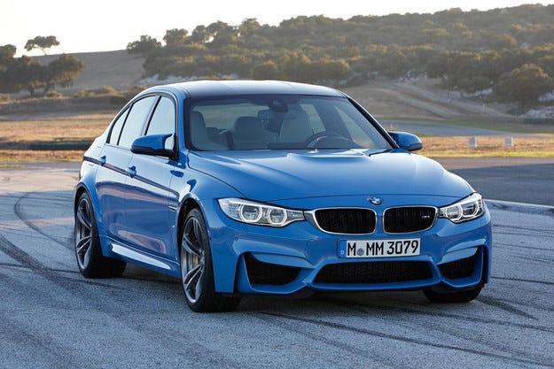 Новото поколение BMW M3 получава мотор с 500 к.с.