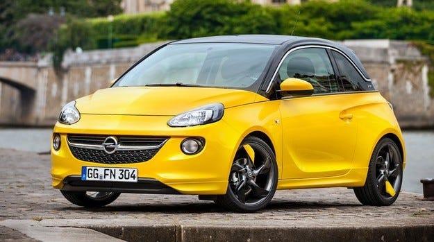 Opel ADAM с Easytronic 3.0 – най-доброто от двата свята