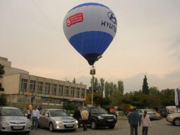 Национално тест драйв турне на Hyundai