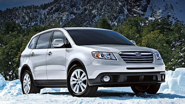 Клиентите избират ново име на Subaru Tribeca