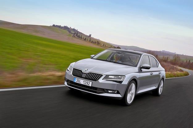 Чешката компания Škoda избира Continental за новия Superb