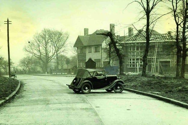 Честват 80 години от първия изпит по шофиране в Англия
